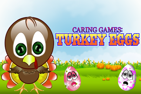 Caring Games : Turkey Eggs - screenshot
