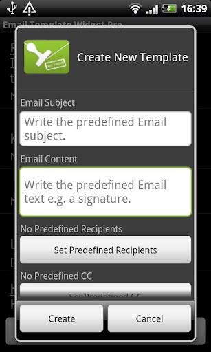 玩通訊App|電子郵件模板臨免費|APP試玩