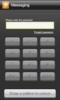 Screenshot of App Lock