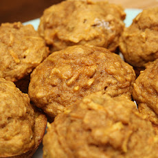 Pumpkin Apple Butter Muffins