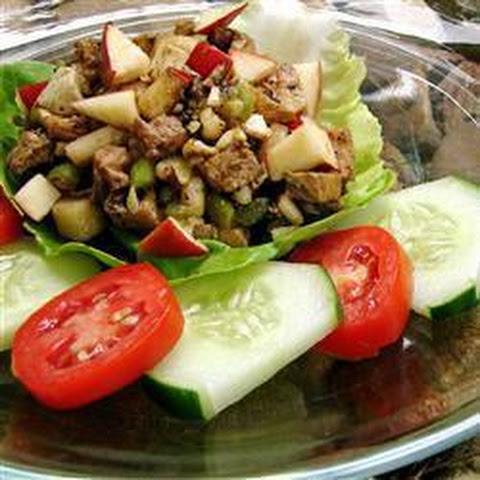 Рецепт салат с бальзамическом уксусом