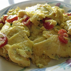 Akoori - Parsi Scrambled Eggs