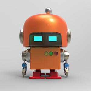Cover art Rocket ROBO