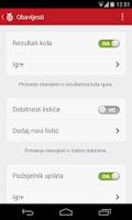 Screenshot of HL mobile