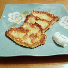 Fried Bread With Honey and Lemon (Spain)