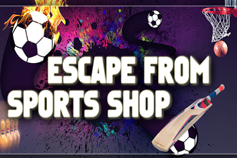 Escape From Sports Shop - screenshot