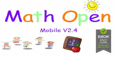Screenshot of Cool Fun Math Kids Game puzzle