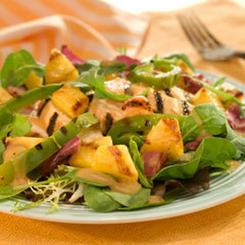 Honey Mustard Pineapple Chicken Salad