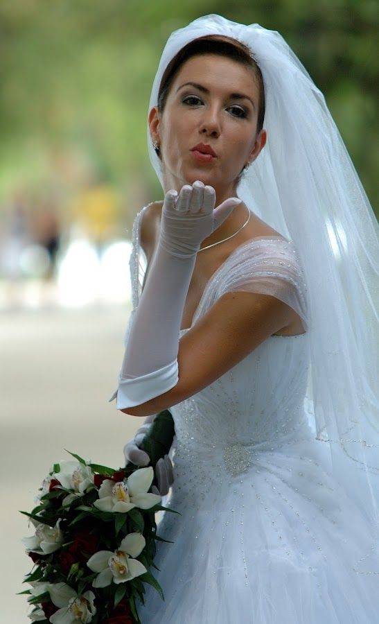 by George Marin - Wedding Bride