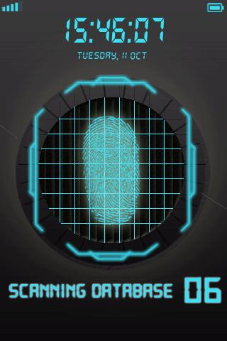 fingerprint-security-pro for android screenshot