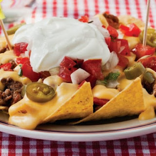 Ball Park Nachos from 'Ultimate Nachos'