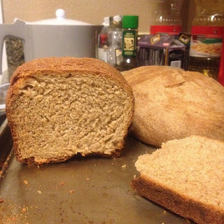 Award Winning Whole Wheat Bread