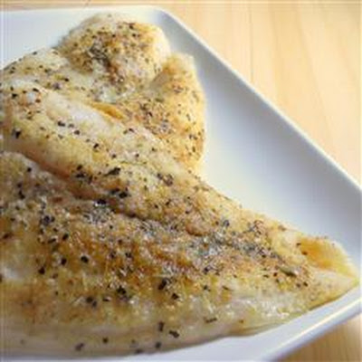 Grilled Lemon Pepper Catfish