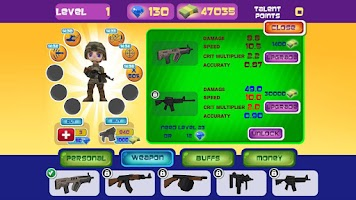 Screenshot of 3D Shooter Toy Patrol