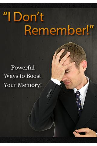 Powerful Ways to Boost Memory