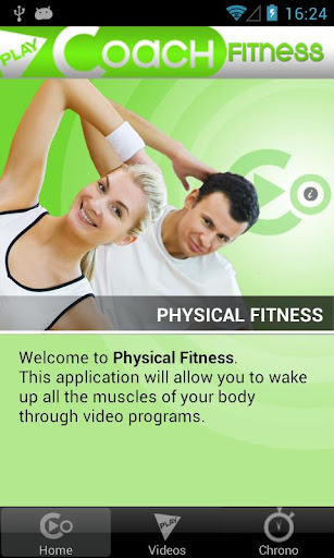 PlayCoach™ Fitness Be Fit