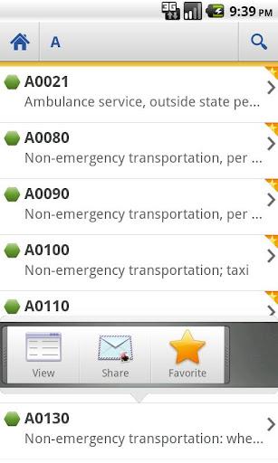 【免費醫療App】HCPCS Lite 2011-APP點子