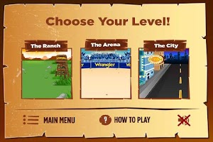 Screenshot of Wrangler Rope Your Rewards