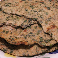 ROTI 2000 (Unleavened Baked Vegetable Bread)