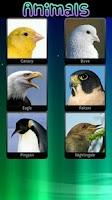 Screenshot of Animal Sounds for Children