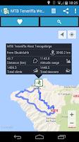 Screenshot of GPSies