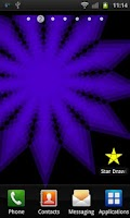 Screenshot of Star Drawing