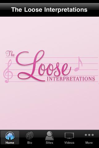 The Loose Interpretations