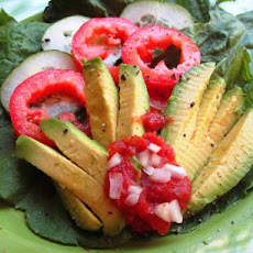 Avocado Summer Salad