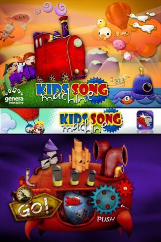 Kids Song Machine
