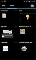 Screenshot of Slide2Wake-Widget