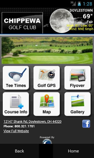 Chippewa Golf Club