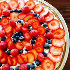 Gluten Free Dairy Free Fruit Pizza