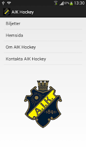 AIK Hockey - screenshot
