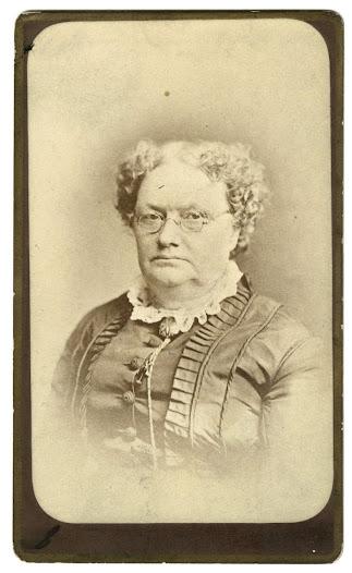 Dr. Susan Edson, ca. 1880