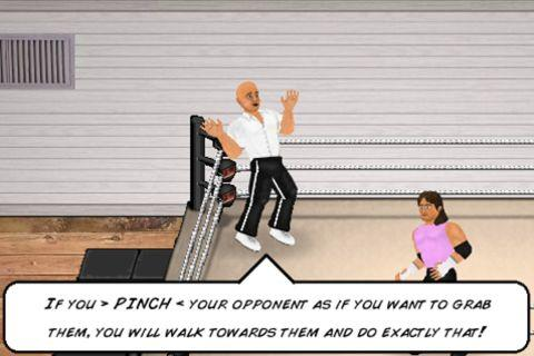 Wrestling Revolution Screenshot
