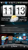 Screenshot of 1x1 Ultimate Unread Widget