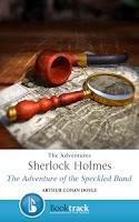 Screenshot of Sherlock Holmes Booktrack