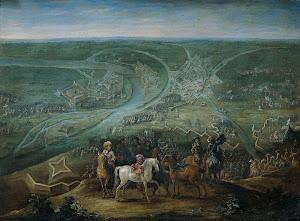 RIJKS: Lambert de Hondt (II): painting 1679