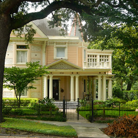 New Orleans Style by Stacie Hommel - Buildings & Architecture Homes (  )