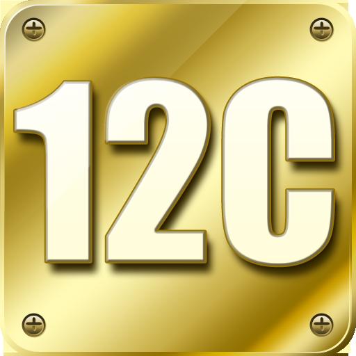 HD 12c 金融计算器 財經 App LOGO-硬是要APP