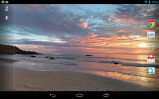 Screenshot of Photosphere Free Wallpaper