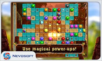 Screenshot of Wonderlines: match-3 puzzle