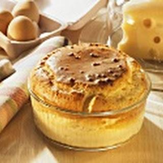 Cheese And Mushroom Souffle Recipes