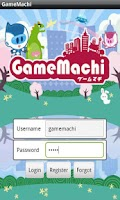 Screenshot of Gamemachi