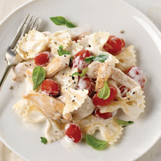 Chicken Bruschetta Pasta