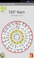 Screenshot of La Ban Phong Thuy Viet nam Pro