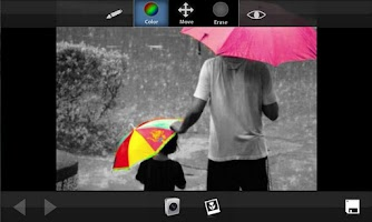 Screenshot of ColorUp - Photo Editor