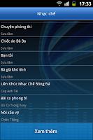 Screenshot of Sách Audio