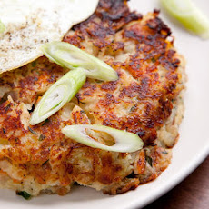 Turkey Hash Patties Recipe