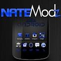 NateModz Blue CM10 Theme icon